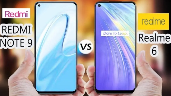 Redmi Note 9 发布(Helio G85),对比 realme 6(Helio G90T)